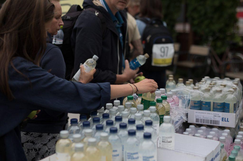 Vitamin Well bjuder alla deltagare på ny energi